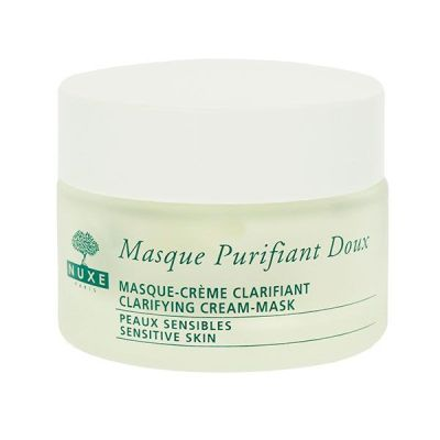 Masque purifiant pétales rose 50ml
