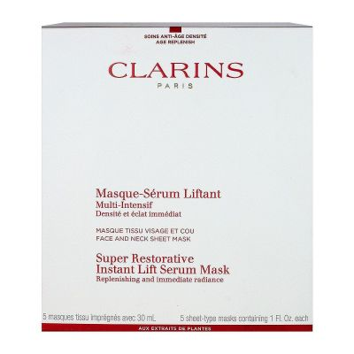 Masque-sérum liftant 5x30ml