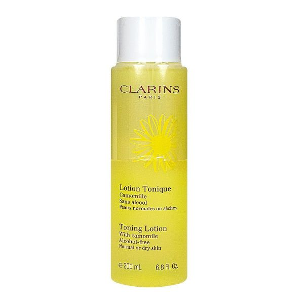 Lotion tonique camomille 200ml